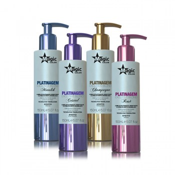 Kit Platinagens 150ml