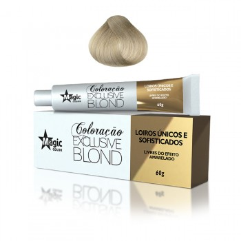9.89 - Loiro Muito Claro Pérola Exclusive Blond 60g