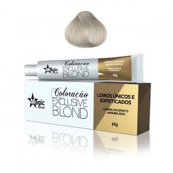 Coloração 10.89 - Loiro Claríssimo Pérola Exclusive Blond 60g