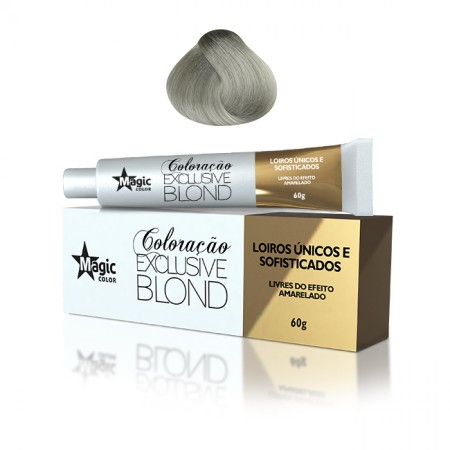 Coloração 11.1 - Loiro Platino Mate Intenso Exclusive Blond 60g