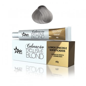 Coloração 11.2 - Loiro Platino Rosê Intenso Exclusive Blond 60g