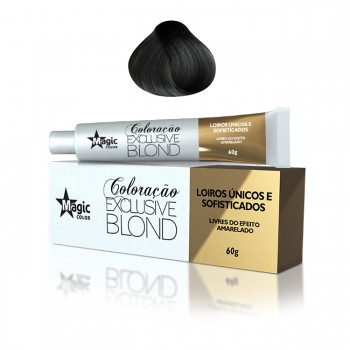 Booster Mix 0.1 - Corretor Cinza Exclusive Blond 60g