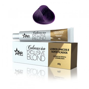 Booster Mix 0.2 - Corretor Violeta Exclusive Blond 60g