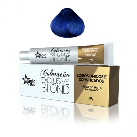 Booster Mix 0.8 - Corretor Azul Exclusive Blond 60g