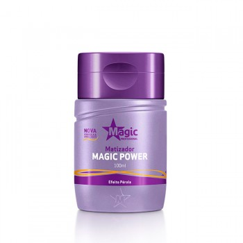 Mini Matizador Magic Power - Efeito Pérola - 100ml
