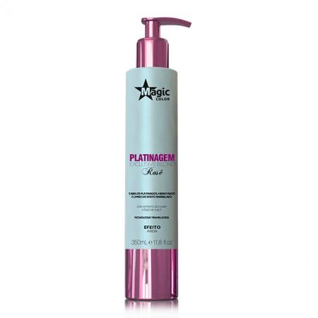 Platinagem Exclusive Blond Rosê - Efeito Areia - 350 ml