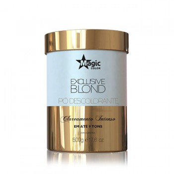Pó Descolorante Exclusive Blond 500g